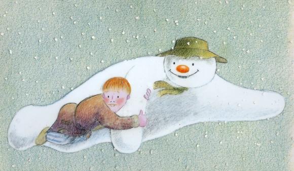 El cuento narra la aventura que vive un pequeño durante una noche de  invierno cuando ante él se presenta el muñeco de nieve que había hecho en  su jardín esa ... 64c1ad673e0